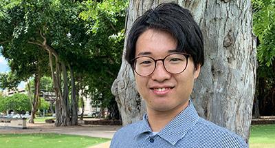 Yusuke-Tsukada, Graduate Student, Department of Sociology, UH Mānoa