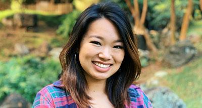 Carly Ishihara, Graduate Student, Department of Sociology, UH Mānoa