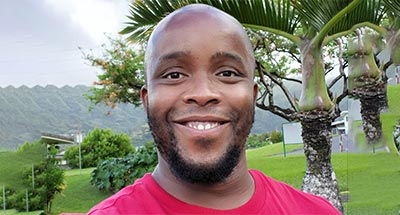 Omar Bird, Graduate Student, Department of Sociology, UH Mānoa
