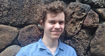 Jason Mark Alexander, Graduate Student, Department of Sociology, UH Mānoa