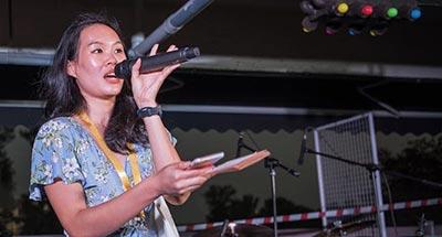 Clarice Handoko, Graduate Student, Department of Sociology, UH Mānoa
