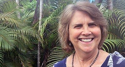 Lynne Wolforth, Graduate Student, Department of Sociology, UH Mānoa